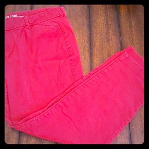 Old Navy Pixie True Red Size 14